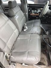 94 96 Chevy CAPRICE Impala SS FRONT REAR LEATHER  SEATS OEM ONLY 7K PARTS CAR