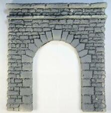 """6157-1 O-Scale """"Rough Cut"""" Thin Profile Single Tunnel Portal"""