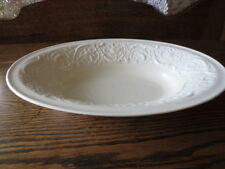 Vintage  Wedgwood  Partrician Oval Serving Bowl