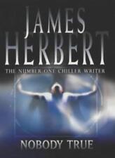 Nobody True By  James Herbert. 9780330411677