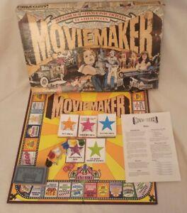Movie Maker Board Game 1968 Parker / Palitoy  Vintage Rare. Pls read description