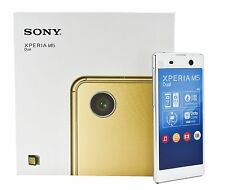 "Sony XPERIA M5 Dual E5663 White (FACTORY UNLOCKED) 21MP , 5.0"" IPS , 16GB"