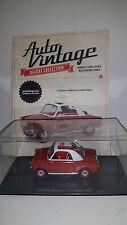 AUTOBIANCHI BIANCHINA TRASFORMABILE 1958 AUTO VINTAGE CON FASCICOLO SCALA 1:24