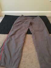 NIKE Womens Athletic Lined Pants Sz M 8-10 Brown Clothes