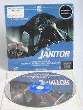 THE JANITOR -   LASERDISC