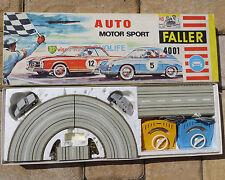 Faller 4001 -- Komplettpackung  mit 2 Opel Diplomat