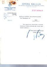 PNF OPERA BALILLA COMITATO PROVINCIALE DELL'URBE doc1