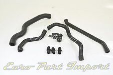 MERCEDES CRANKCASE VENTILATION VALVE COVER BREATHER HOSE KIT W/ CONNECTOR OEM GE