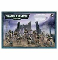 Cadian Infantry Squad / Shock Troops - Warhammer 40k - Brand New! 47-17