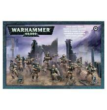 Cadian Infantry Squad / Shock Troops - Warhammer 40k - Brand New! 47-17