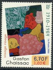 STAMP / TIMBRE FRANCE NEUF N° 3350 ** TABLEAU ART / GASTON CHAISSAC