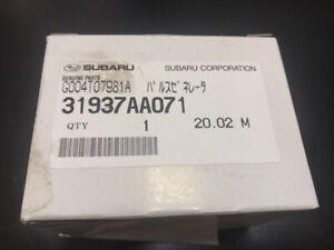 Genuine Subaru 05-18 Impreza WRX Forester Legacy Vehicle Speed Sensor 31937AA071