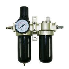 Lobinger® Druckluft Wartungseinheit mit Wasserabscheider Oeler Manomter