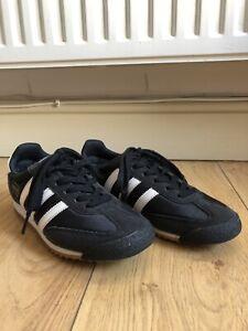 Adidas Dragon  Size UK 5 - Black