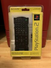 Genuine Playstation 2 DVD Remote Control New in Box SONY PS2