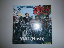 Disques vinyles Johnny Hallyday 15 cm