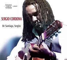 Soneros De Verdad & Sergio Cordona-De Santiago  (UK IMPORT)  CD NEW