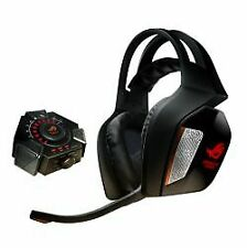 NEW! Asus Rog Centurion True 7.1 Gaming Headset 40Mm Drivers Noise Cancellation