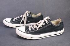 CB534 Converse All Star Classic Chucks OX Low-Top Sneaker Gr. 39 Canvas schwarz
