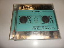 Cd   DJ Shog &  Talla 2XLC  – Technics DJ Set Volume Eight