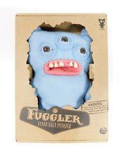 Fuggler Blue 3 Eyed Monster Glow In the Dark Teeth NEW