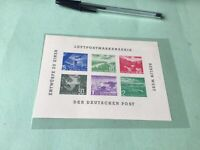 Berlin West 1978 stamps exhibition mint never hinged  Stamps sheet  Ref  51522