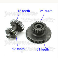 Starter Starting Dual Gears Zongshen CB250 250cc Air Cool Engine ATV Dirt Bike