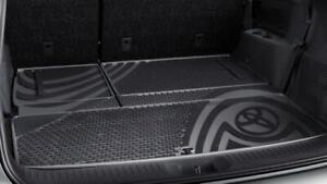 Genuine TOYOTA KLUGER 3.5 AWD (GSU55R) 2016 on Cargo Mat