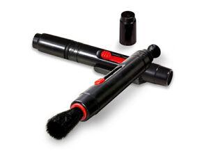 2 x Camera Lens Cleaning Pen Portable Dust Brush Lens Cleaner  DSLR - UK SELLER