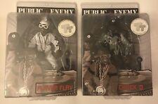 Mezco Public Enemy Flavor Flav & Chuck D Figures: EXCLUSIVE TOY TOKYO VARIANTS!
