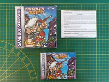 GAME BOY GAMEBOY ADVANCE GBA BOXED BOITE TDK NO RULES GET PHAT AGB-AGPP-EUR