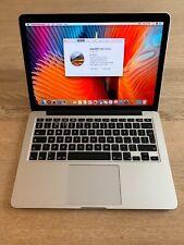"Apple MacBook Pro Retina 2015 13"" 3.1ghz i7 16gb 256gb SSD (1508)"