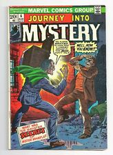 1973 MARVEL Comic Book JOURNEY INTO MYSTERY 02157 Vol 1 #6