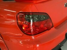 2004 - 2005 Subaru WRX / STI Turn Signal & Reverse Light Tint Overlay SMOKE
