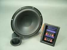 "4 ohm 8"" Sub Woofer Kit Acoustic Research Woofer Cerwin"