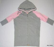 Ecko Red T shirt Hoodies Coat Tee  Jacket  Hoodie Top w/  Cap sweatshirts  NWT S