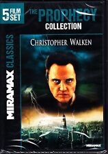 The PROPHECY COLLECTION 5 FILMS (1995-2005) DVD R1 SEALED 1-5 CHRISTOPHER WALKEN