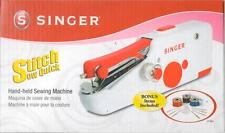New Singer Stitch Sew Quick Hand Held Sewing Machine 01663