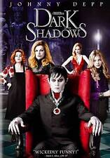 Dark Shadows (Dvd, 2012, Includes Digital Copy UltraViolet)