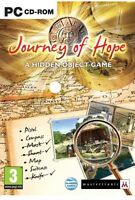 Journey Of Hope A Hidden Object Game PC CDROM New Sealed