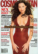 Cosmopolitan 8/98,Minnie Driver,August 1998,NEW