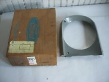 New NOS Ford Head Lamp Bezel Driver Side 1964-1966 Ford Mustang C5ZZ-13064-A