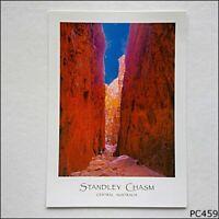 Standley Chasm Central Australia Postcard (P459)