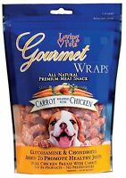 Loving Pet Gourmet Carrot Wrapped In Chicken Wrap 6oz.