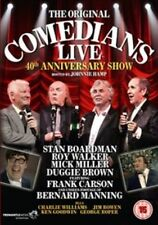 The Comedians. Live. Dvd. 40th Anniversary Show. Region Free. Frank Carson