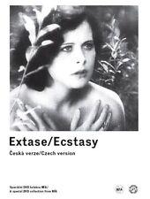 Extase (Ecstasy '32) shocking Czech version English subtitles sealed dvd Ecstasy