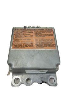 2001-2004 Nissan Xterra Frontier Air Bag Control Module Ecu Computer Chip Deploy