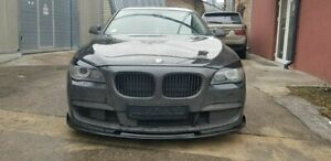 Performance Headlight Eyebrows/ Covers/ Mask/ M Bad look for BMW F01 / F02
