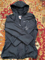 Nike Womens Jacket VTG Vintage Medium Black
