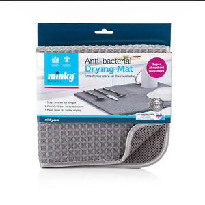 Minky Anti-Bacterial Kitchen Drying Mat